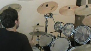 The Who - Behind Blue Eyes - Drum Cover