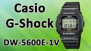 Электронные часы Casio G-Shock DW-5600E-1V(Купить наручные часы Casio G-Shock DW-5600E-1V Вы можете здесь: http://megatube.pro/?p=305 ударопрочные многофункциональные наруч..., 2015-04-06T13:06:32.000Z)