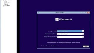 Install Windows 8.1