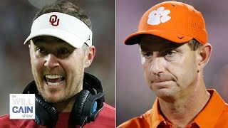The NFL wants Lincoln Riley more than Dabo Swinney because he's seen as a QB guru | Will Cain Show