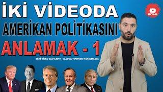 İki Videoda Amerikan Siyasetini Tamamen Anlamak - 1