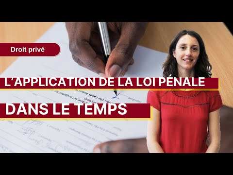 hqdefault - L'application de droit dans le temps