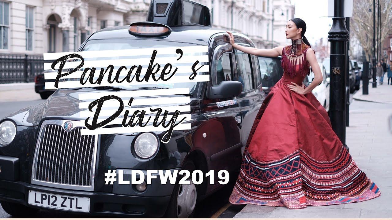 Pancake's Diary EP11 - LONDON FASHION WEEK 2019