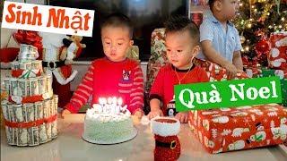 Quà Noel Sớm & Tiệc Sinh Nhật Em Họ (Early Xmas Presents & Birthday Party)