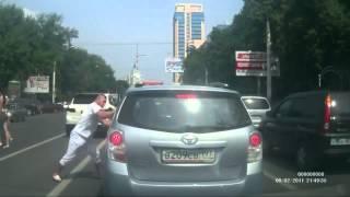 Подборка драк на дорогах