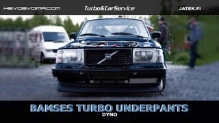 Bamse's Turbo Underpants - Dyno
