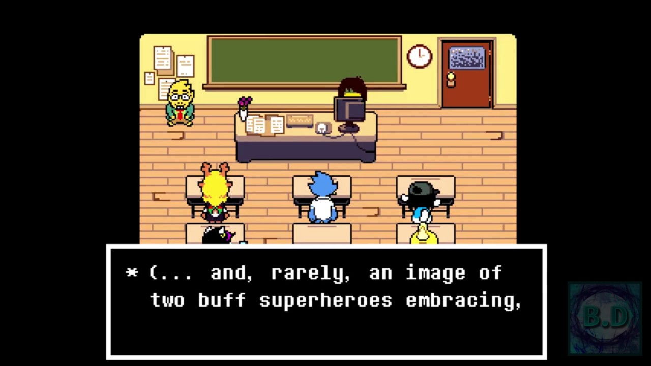 Image result for alphys' computer