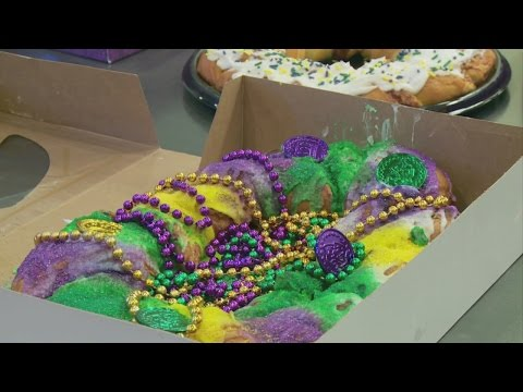 The History Of The King Cake