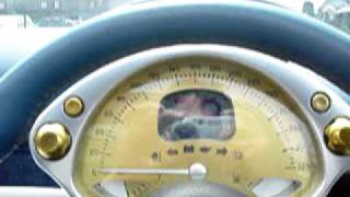 TVR タスカン スピードシックスのブリッピング!!Tuscan Speed6