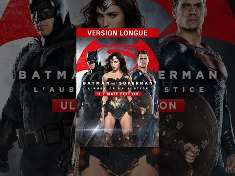 Batman v Superman : L'Aube de la Justice Ultimate Edition (VOST)