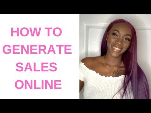 generating-sales-with-your-online-store