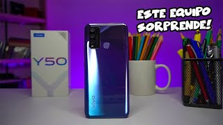 vivo Y50  🤳  La Potencia de la GAMA Media   [REVIEW y Análisis] 📲 orientador movil #vivoY50
