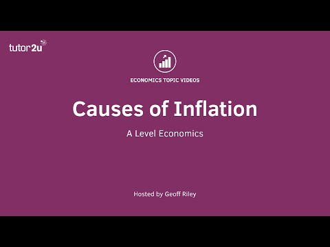 Causes of Inflation (Cost Push and Demand Pull) Explained
