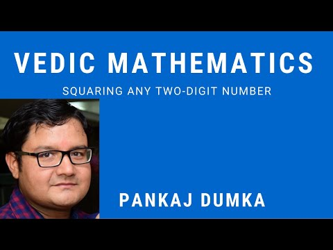 Square of two digit number (General method)