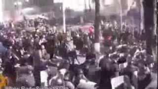 ПОСЛЕДНИЕ НОВОСТИ Бои на Шелковичной 18 02 2014 Полный замес, много пострадавших Евромайдан