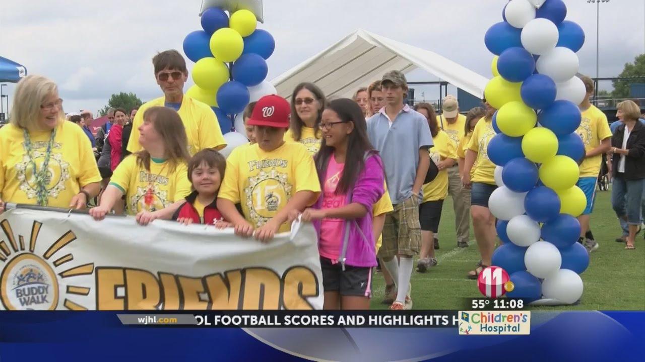 Buddy Walk raises money, awareness for Down syndrome