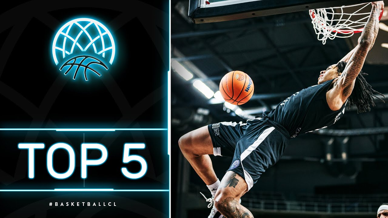 Top 5 Plays | Gameday 8