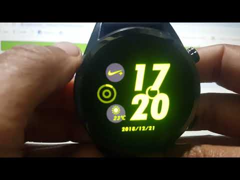 How to add watchfaces to the Kospet Hope in a fast and easy way without the need of usb connection.