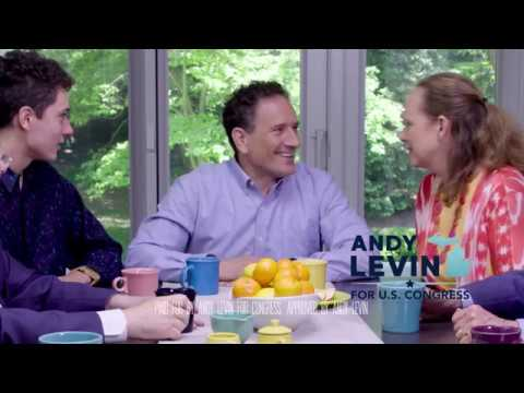 """""""Personal"""" - Andy Levin for Congress"""