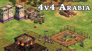 4v4 Arabia   High Level
