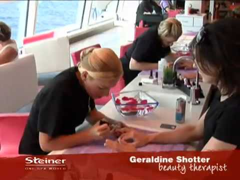Steiner - Cruise Ship Spa Jobs | Recruitment Campaign