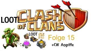 COC [015] - Wie ich LOOT finde. (Fredi) | Let`s Play Clash of Clans [Deutsch/HD]