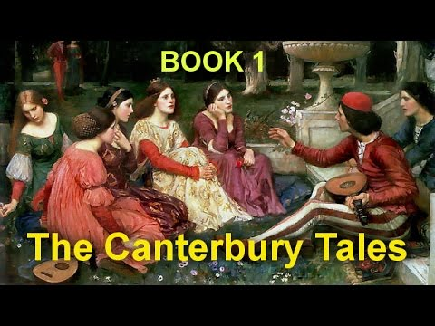 The Canterbury Tales BOOK 1    by Literary Fiction Audiobooks