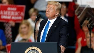 Watch Live: President Trump Holds West Virginia Rally