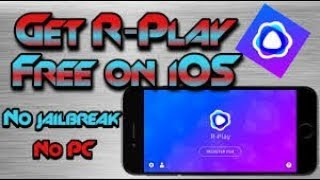 How To Get R-Play For For FREE! Forever!! (PLAY PS4 ON YOUR PHONE WORKING)