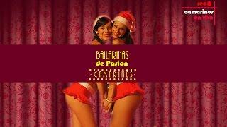 Camarín De Las Bailarinas De Pasion Con Lara, Evelyn y Karen
