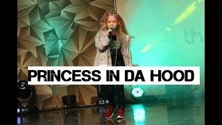 Princess in da hood \\\ The Challange Voice \\\ #Кавер #Алтын #Татарка #rap