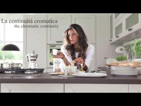 Cucina Lube - Classica - Modello Claudia - YouTube