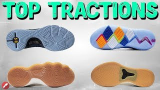 Top Tractions for Basketball Shoes 2017!