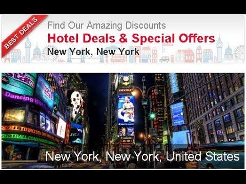 Cheap Hotels NYC New York City - YouTube