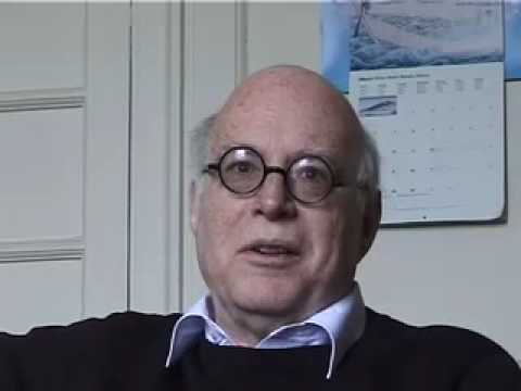Interview on life and work of Richard Sennett - part one