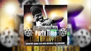 Lion Barryton - Party Time 2015