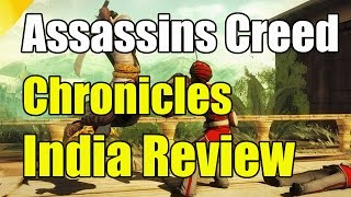 Assassins Creed Chronicles India Gameplay Review