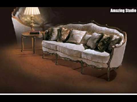 italienische designerm bel von angelo cappellini wundersch nes sofa youtube. Black Bedroom Furniture Sets. Home Design Ideas