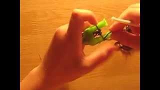 плетение браслета колосок урок№2