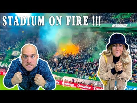 Crazy SPORTING Vs PORTO Match (ACTION-Packed As F**K) 🔥
