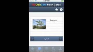 Study Quizlet.com Flashcards on your iPhone, iPad or Android mobile device with MyQuizCard