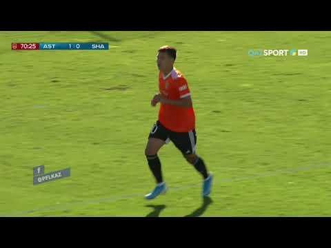 FC Astana Shakhtar Karagandy Goals And Highlights