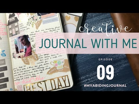 CREATIVE JOURNALING SESSION // Journal With Me 09 - Best Day
