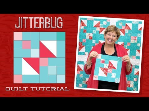 Make a Jitterbug Quilt with Jenny!