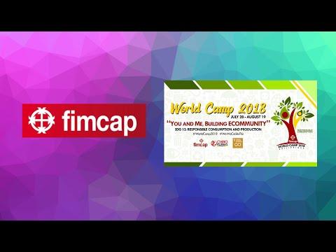 FIMCAP World Camp 2018 (first week) - YouTube