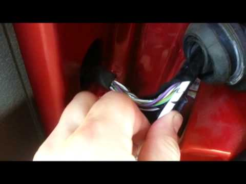 Door Disassemble F 150 2010 Youtube
