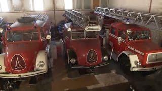 Sammelleidenschaft: 54-Jähriger aus Lägerdorf bringt historische Feuerwehrautos wieder zum Laufen