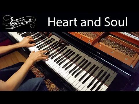Heart and Soul (Early-Intermediate Piano Solo) - Hoagy Carmichael