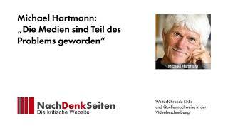 """Prof. Michael Hartmann - Eliten & """"Freie Presse"""" - Die Medien des Kapitals sind Teil des Problems"""