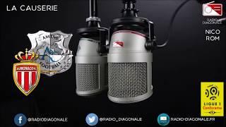 La Causerie - Ligue 1 - J35 Monaco/Amiens